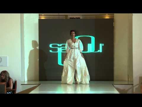 Saouli fashion show at Burj Alarab - Dubai