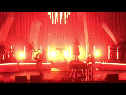 HURTS - Live in Columbiahalle. Desire...