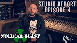 OPETH - Sorceress: Studio Report - Episode 4: Bass Recordings (OFFICIAL TRAILER)