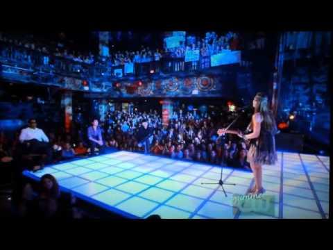 Tayler Buono - The Next -  Performance