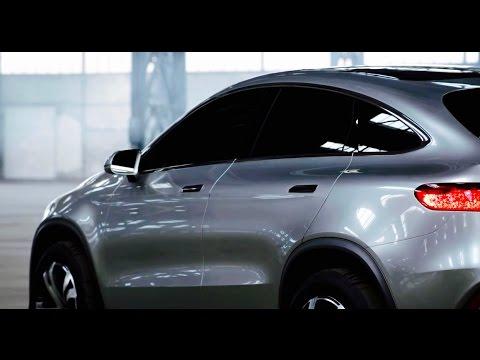 Новый Mercedes GLE Coupe 2019
