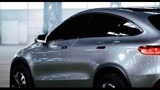 видео Новый Mercedes ML. Первые ФОТО