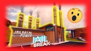 JAILBREAK ROBLOX JET SKI AND POWER PLANT ROBBERY! || Roblox Jailbreak