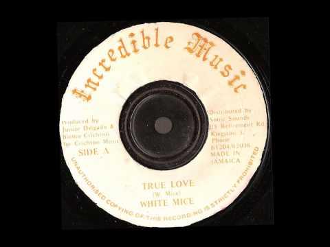White Mice  -- True Love & True Love Dub version -  Incredible music records