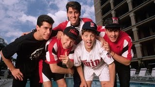 "NEW KIDS ON THE BLOCK - ""HANGIN"