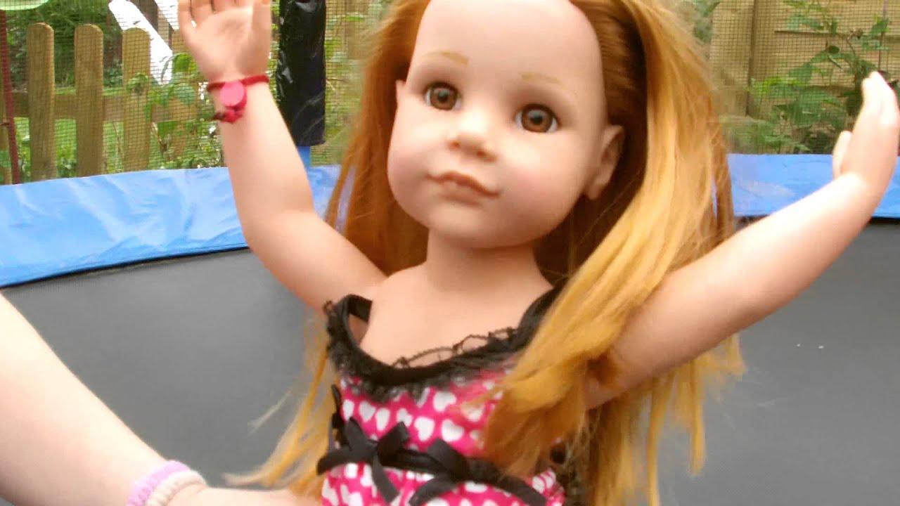 Youtube fa Götz capriola Doll una WD92IEYH