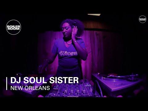 DJ Soul Sister Boiler Room x Ace Hotel New Orleans DJ Set