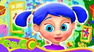 Bo En el IR! - Bo y al escritor | Divertidos dibujos animados para los Niños