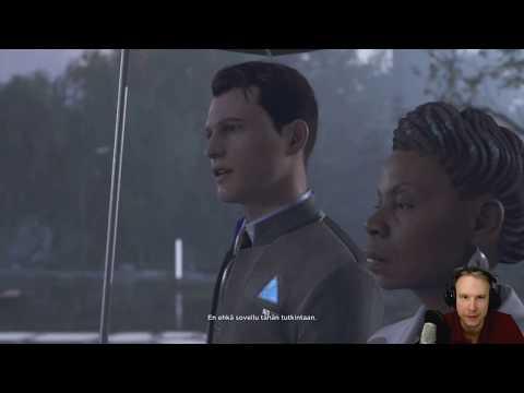 LaeppaStream -  Detroit: Become Human (4. Läpipeluu) Osa 8