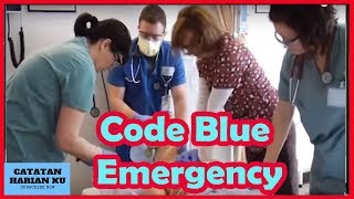 Download Video Simulasi Code Blue EMERGENCY di RS, Wow keren sekali. Yuk di tonton & di pahami MP3 3GP MP4
