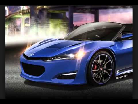 2017 honda s2000 concept  YouTube