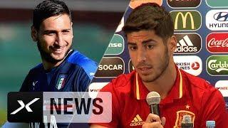 U21-EM: Marco Asensio:
