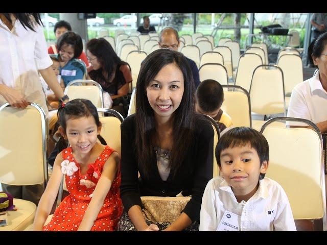 รายการทุนปัญญาเด็กสองภาษา ตอนน้องโมกข์ เด็กสองภาษาโคราช ตอนที่ 2