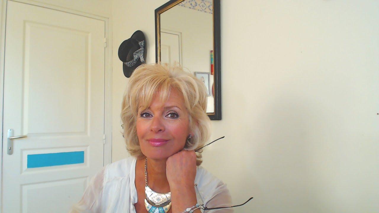 mes cheveux blancs troisi me tape la coupe et les meches blanches youtube. Black Bedroom Furniture Sets. Home Design Ideas