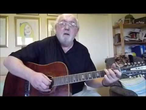 12-string Guitar: My Old Kentucky Home (Including lyrics and chords)