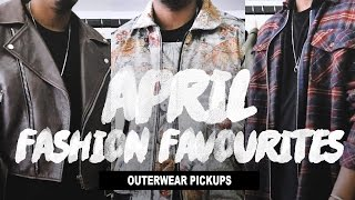 April Fashion Favourites | Outerwear Pickups