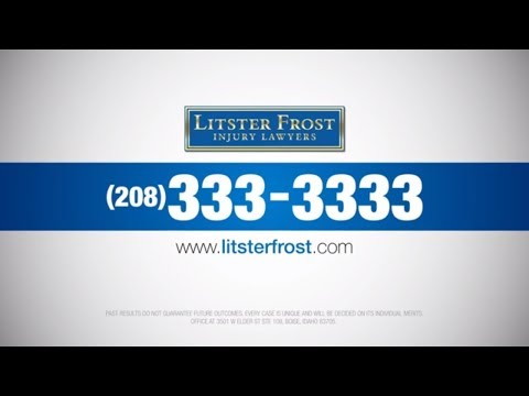 Meridian Truck Accident Lawyer - 208-333-3333 - Litster Frost Injury Lawyers