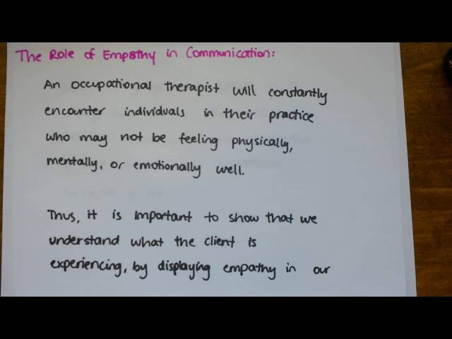 The Role of Empathy in Communication