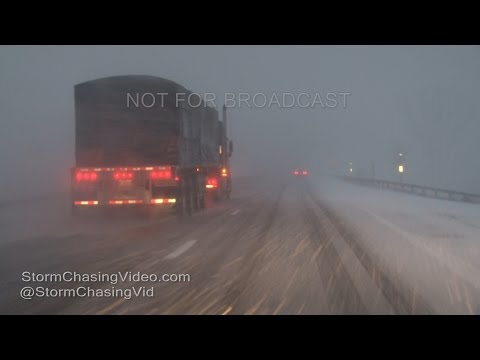 Redfield, NY Extreme Lake Effect Snow - 12/8/2016
