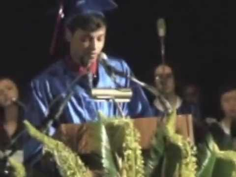 Stuyvesant Graduation 2014- Thoasin Bari