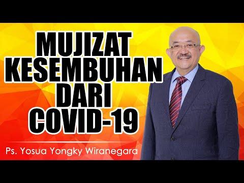 MUJIZAT KESEMBUHAN DARI COVID-19 | Pdt. Yosua Yongky Wiranegara