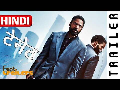 Tenet (2020) Official Hindi Trailer #2 | FeatTrailers