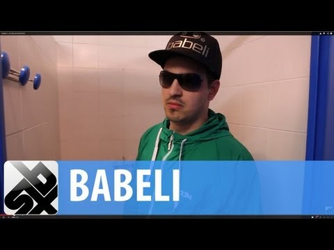 BABELI |  Shower Beatbox