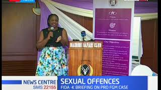 FIDA discusses attempt to legalise FGM in Kenya