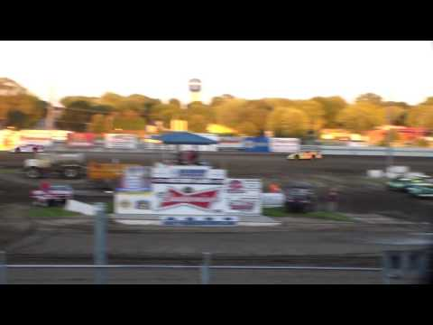 Late Model Heat 1 @ Independence Motor Speedway 08/20/16