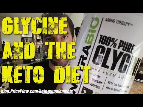 Is GLYCINE Bad for Keto Dieters?