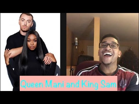 Got Me in a Trance 😌| Sam Smith + Normani - Dancing with a Stranger | Reaction
