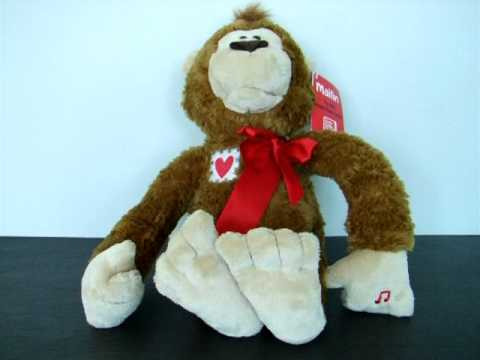 Musical Monkey Toy