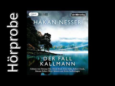 Der Fall Kallmann YouTube Hörbuch Trailer auf Deutsch