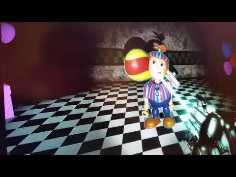 (480 FPS ) recreating fnaf 2 in Gmod