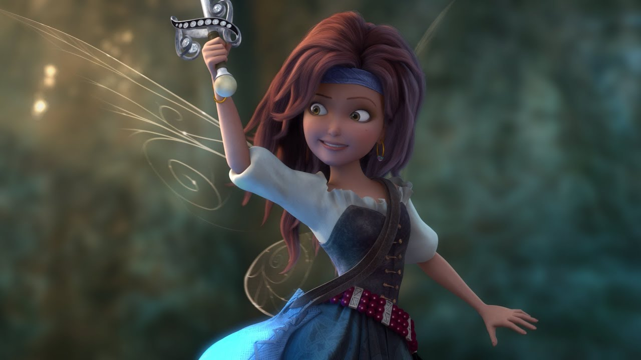 tinkerbell and the pirate fairy uk trailer official disney uk