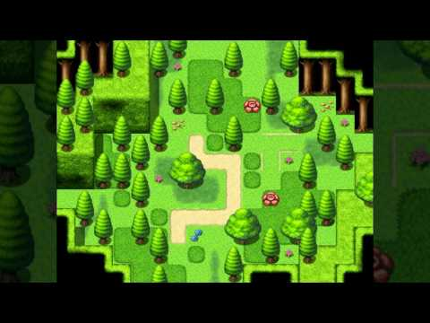 RPG Maker Music - (FOREST) - On A Quest For Mushrooms