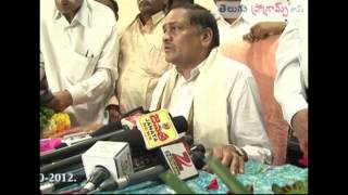 Mandali Buddha Prasad AP Official Language Commission Chairman Speech
