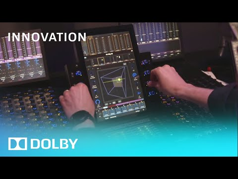 Partners In Sound And Video Innovation | NAB Show 2017 | Dolby