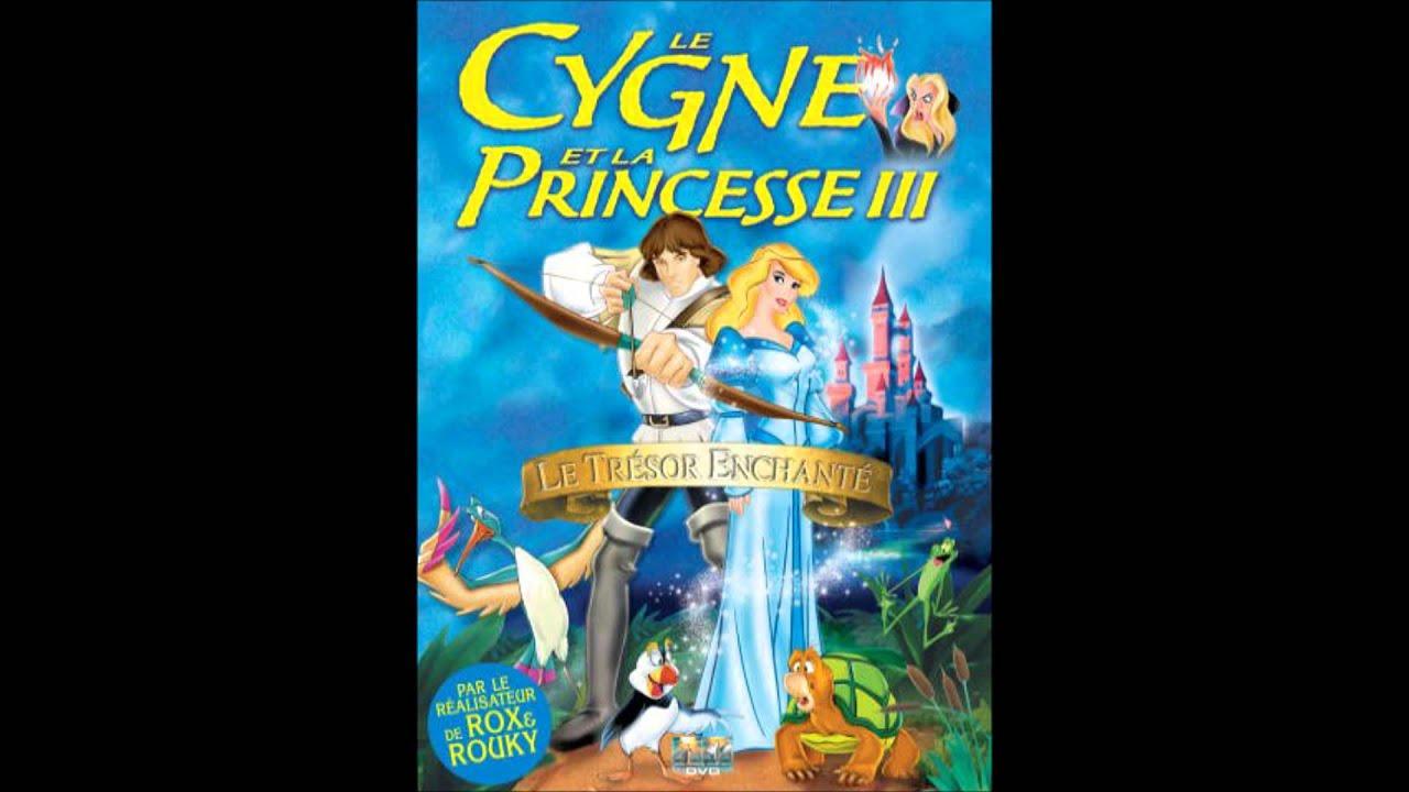 le cygne et la princesse 3 le trésor enchanté