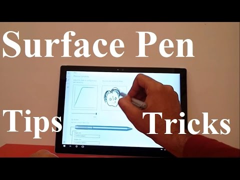 21601cba8 Microsoft Surface Pen Tips and Tricks for Surface Pro 4
