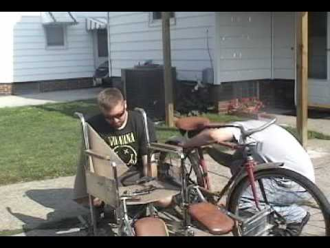 How To Weld A Sidecar To Your Bike Parma Style Part 3