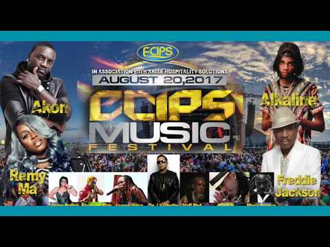 Ecips Music Festival - Sunday, August 20, 2017 @ Roy Wilkins Parks