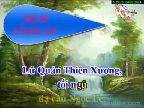 Mùa Thu Trên Bạch Mã Sơn 3 - MVC  KARAOKE -SCA