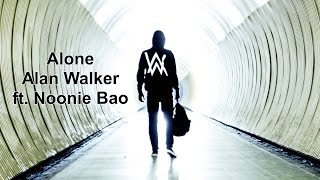 Alan Walker- I'm Not Alone (Lyric Video)