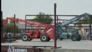 Steel Buildings - Strong And Easy To Install