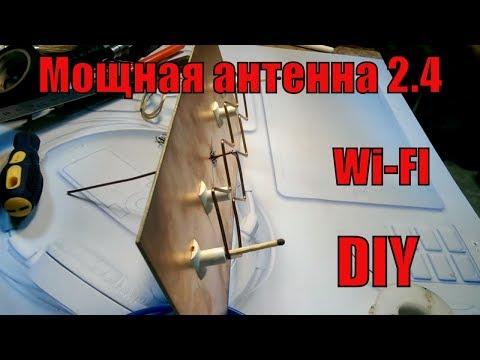 Антенна на 433МГц за 20мин, квадрат Харченко на baofeng uv5r - YouTube
