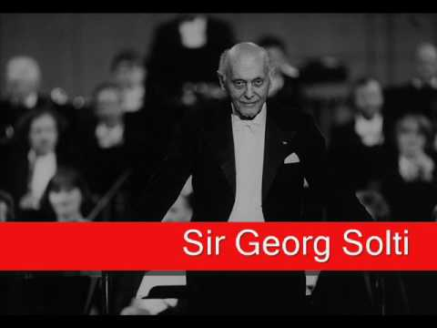 Sir Georg Solti: Mahler - Symphony No. 3, 'Midnight Song' (O Mensch! Gib acht!)