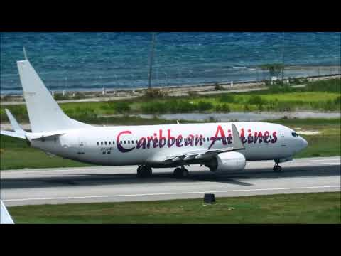 Plane Spotting at Sangster (MBJ/MKJS) - Caribbean Airlines Daily Double. Monday, October 1, 2018