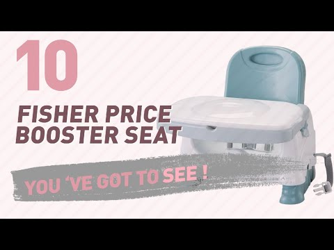 Fisher Price Booster Seat // New & Popular 2017