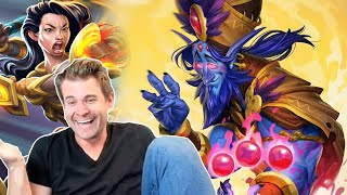 (Hearthstone) Baited by the Perfect Card